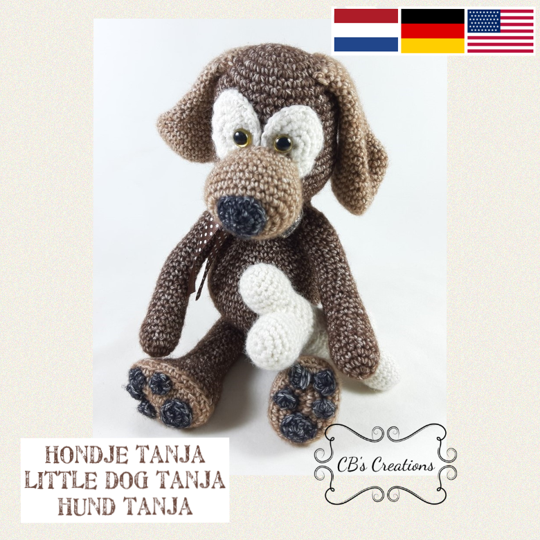 Hondje Tanja - Little Dog Tanja, PDF
