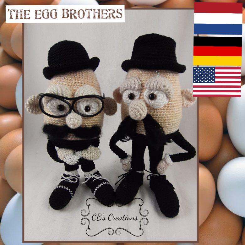 The Egg Brothers, PDF