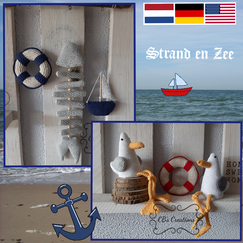 Strand en Zee - Beach and Sea, PDF