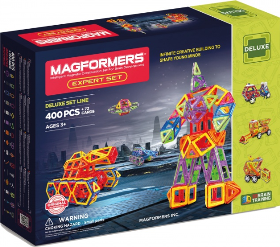 Magformers Expert set 400-delig / pieces