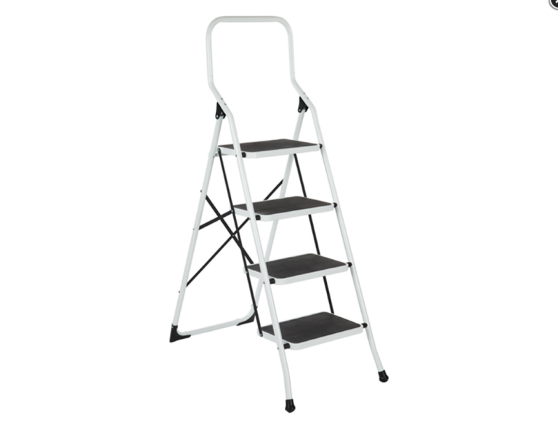Escalo Big Step trapladder 4 treden/Big Step escabeau 4 marches