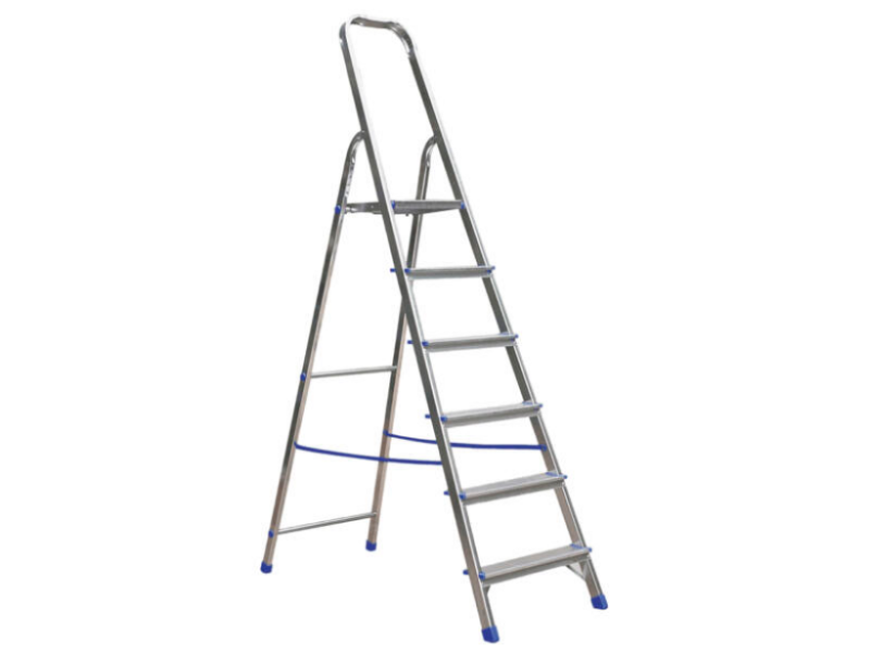 Escalo Easy Step trapladder 6 treden/Easy Step escabeau 6 marches