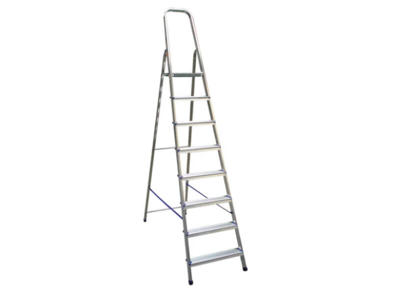 Easy Step trapladder 8 treden/Easy Step escabeau 8 marches