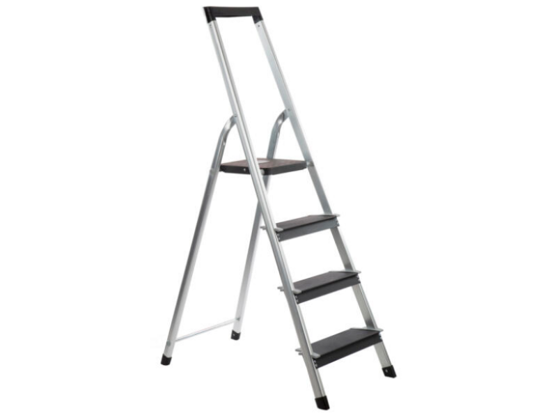 Escalo Power Step trapladder 4 treden/Power Step escabeau 4 marches