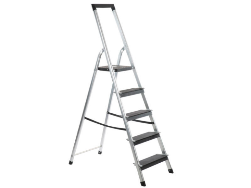 Escalo Power Step trapladder 5 treden/Power Step escabeau 5 marches