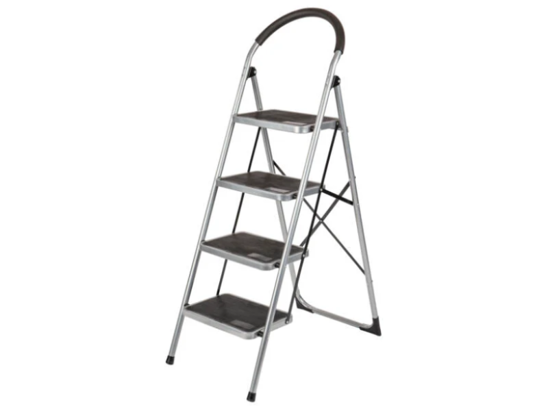 Escalo King trapladder 4 treden/King escabeau 4 marches