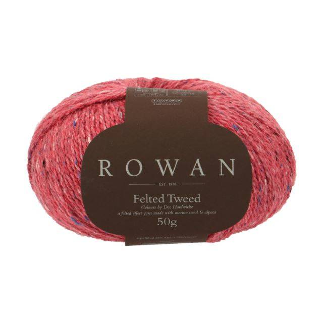 Rowan Felted tweed - 802 | Dusk Rose