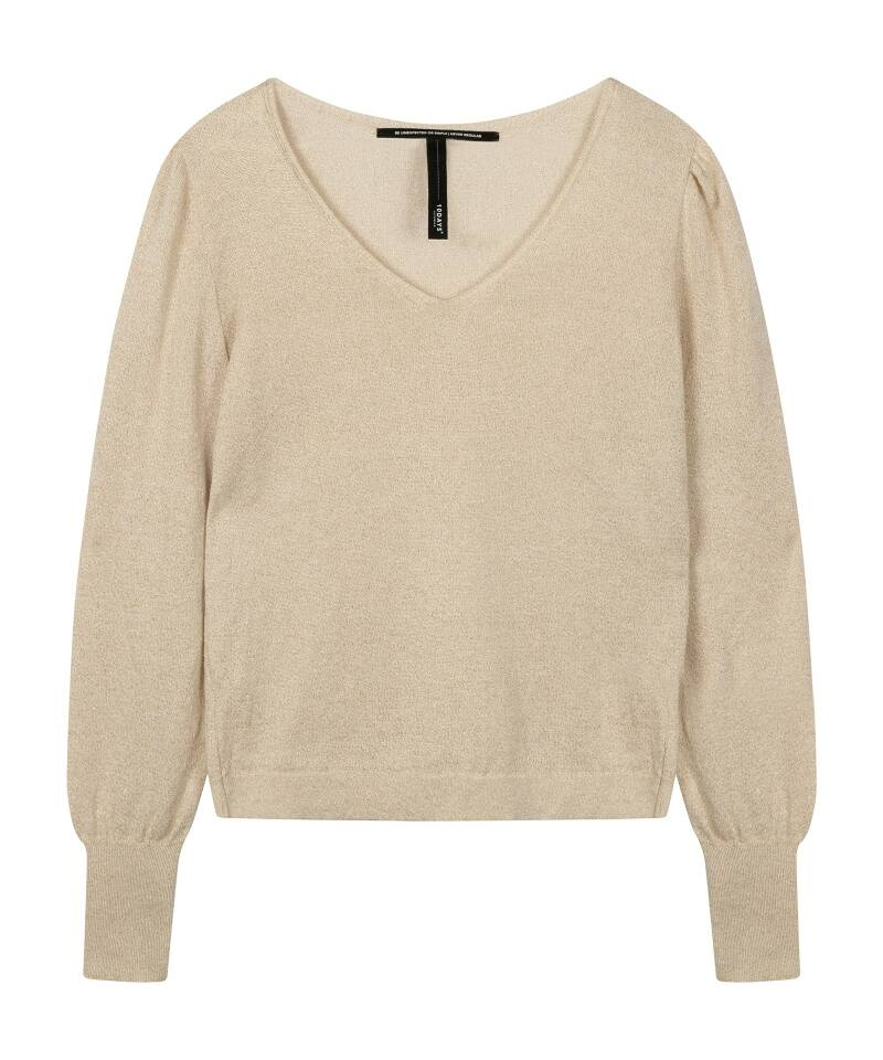 10days sweater lurex 20-604-0203 -50%