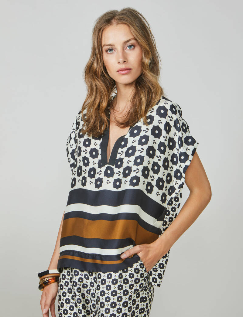 summum blouse streep