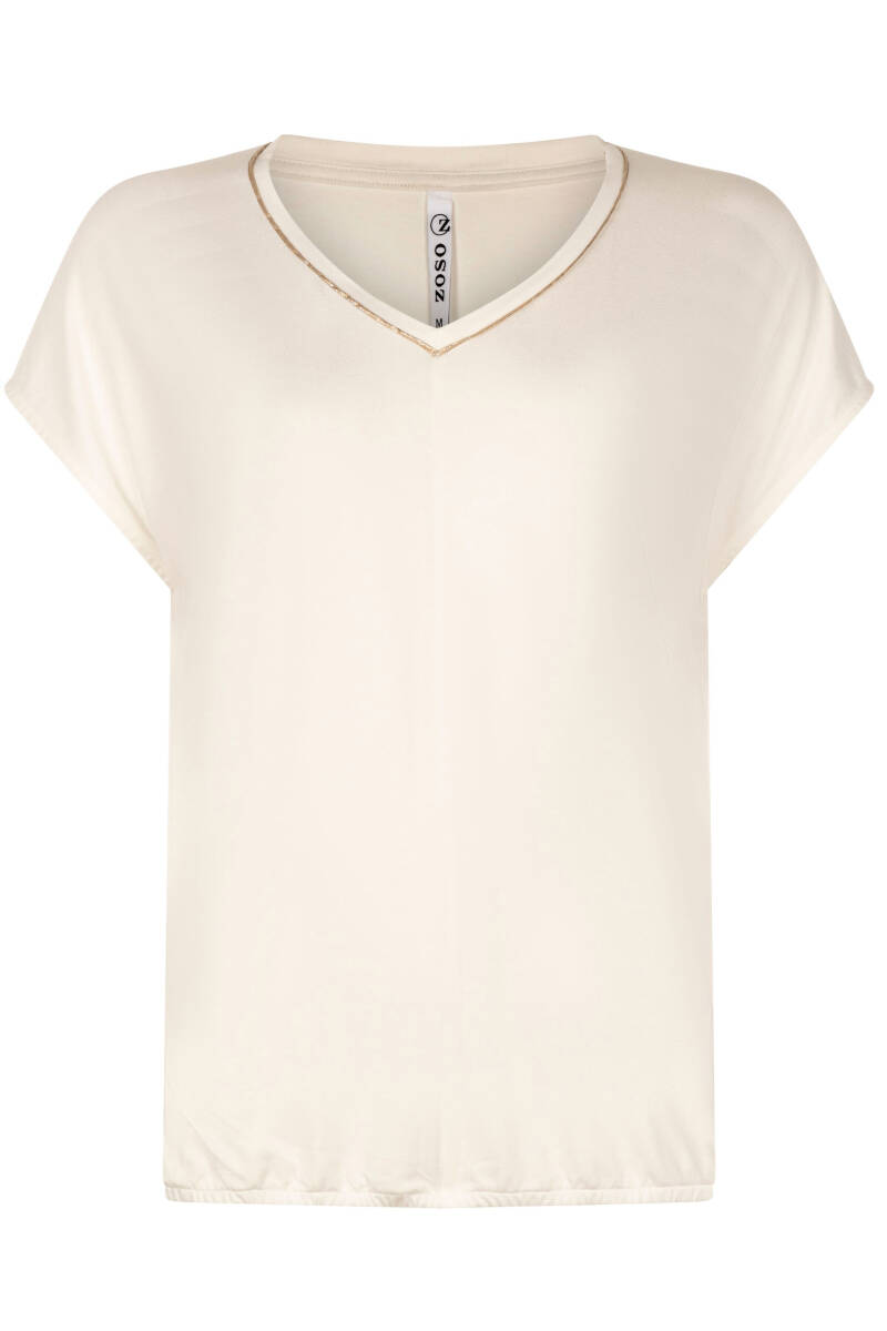 zoso basic shirt nancy off white