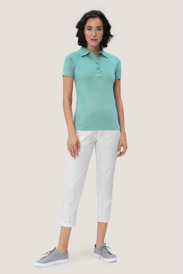 Golf Polo Turquoise