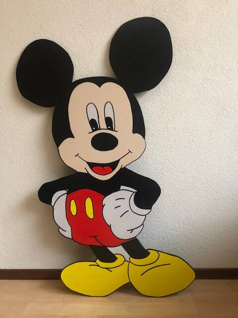 Micky Mouse (XXL op voorraad)