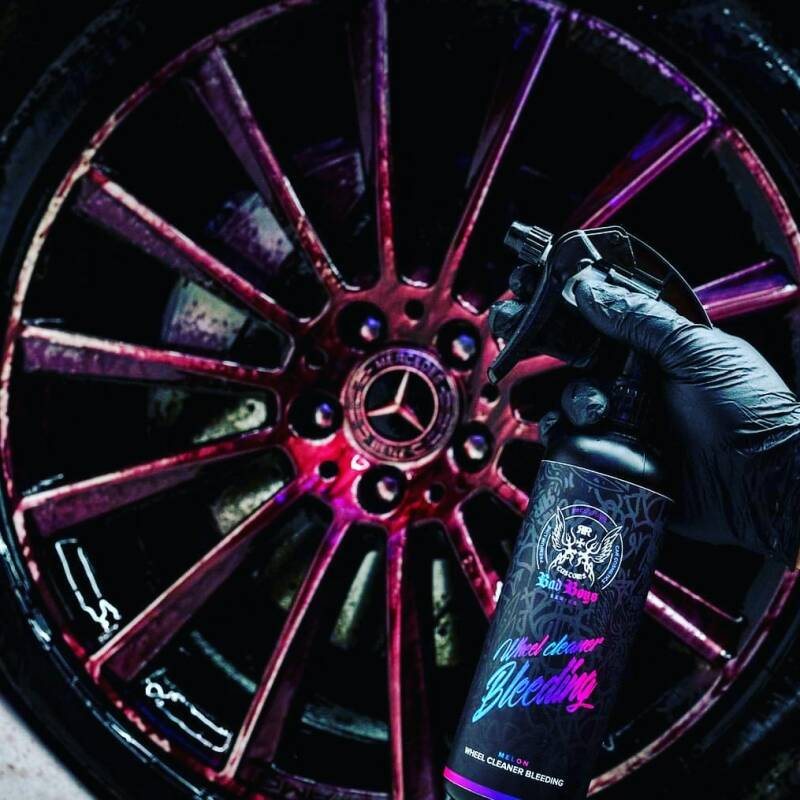 Badboys bleeding wheelcleaner