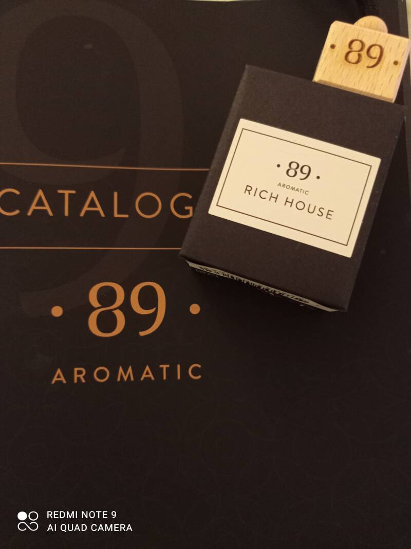 Aromatic 89 rich house