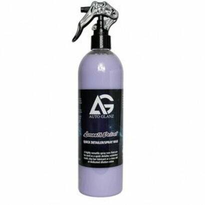 Autoglanz smooth velvet quick detailer
