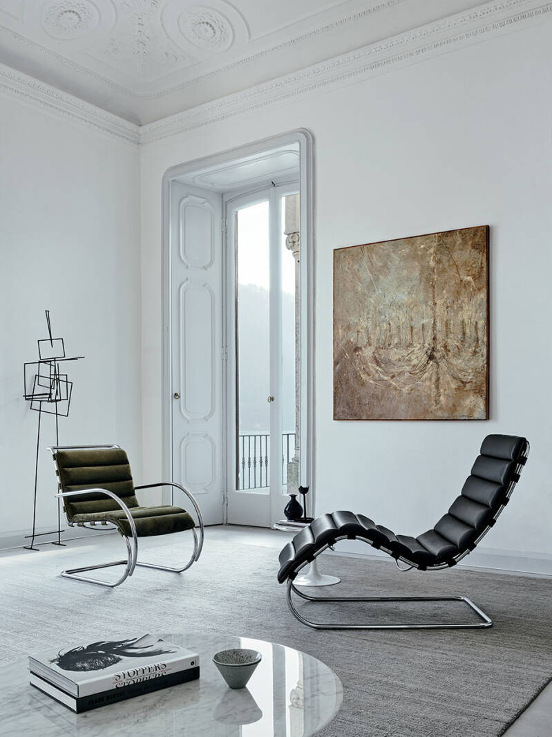 MR Chaise mongue | Knoll