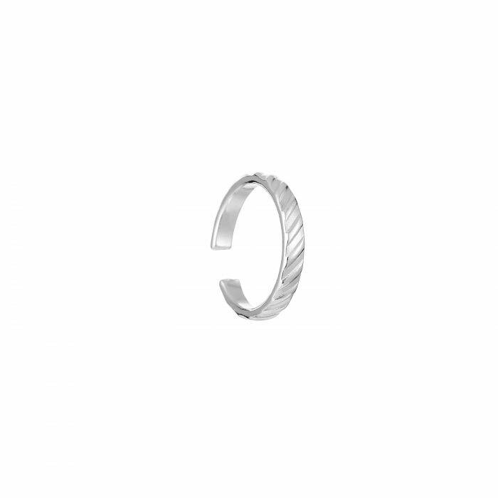 Ring bold silver