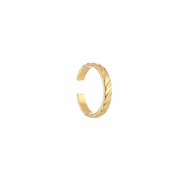 Ring bold gold