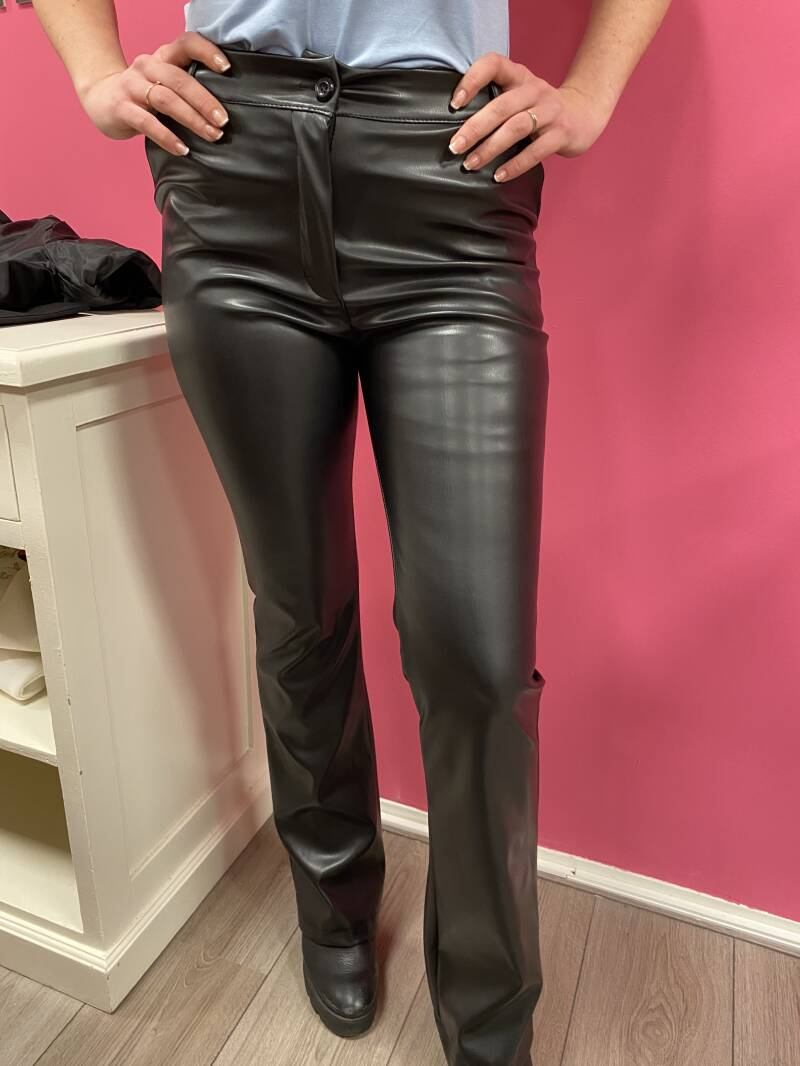 Flair leather look