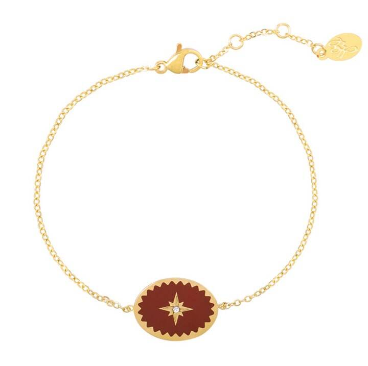 Armband lollipop bordeaux