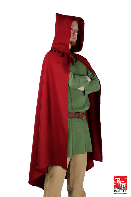 Cape, Donker Rood, S