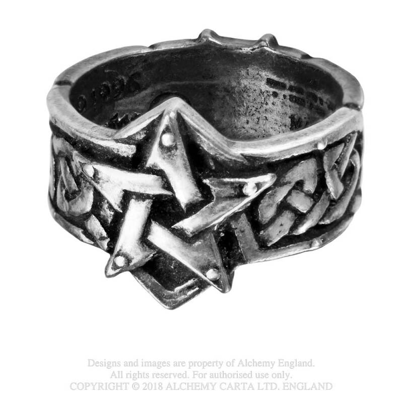 Celtic Theurgy Ring, Maat 15