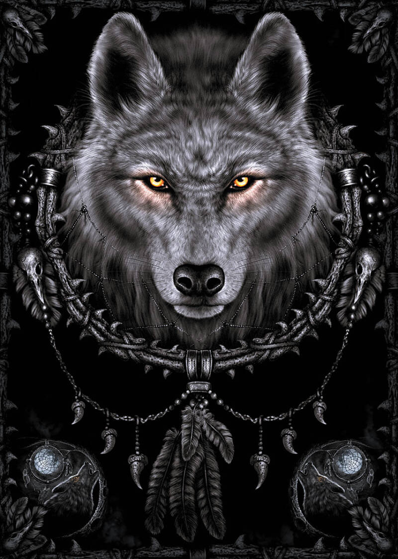 WOLF DREAMS - Poster