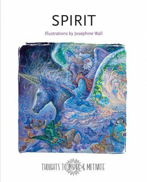 Spirit' Hardback Book - illustrations by Josephine Wall