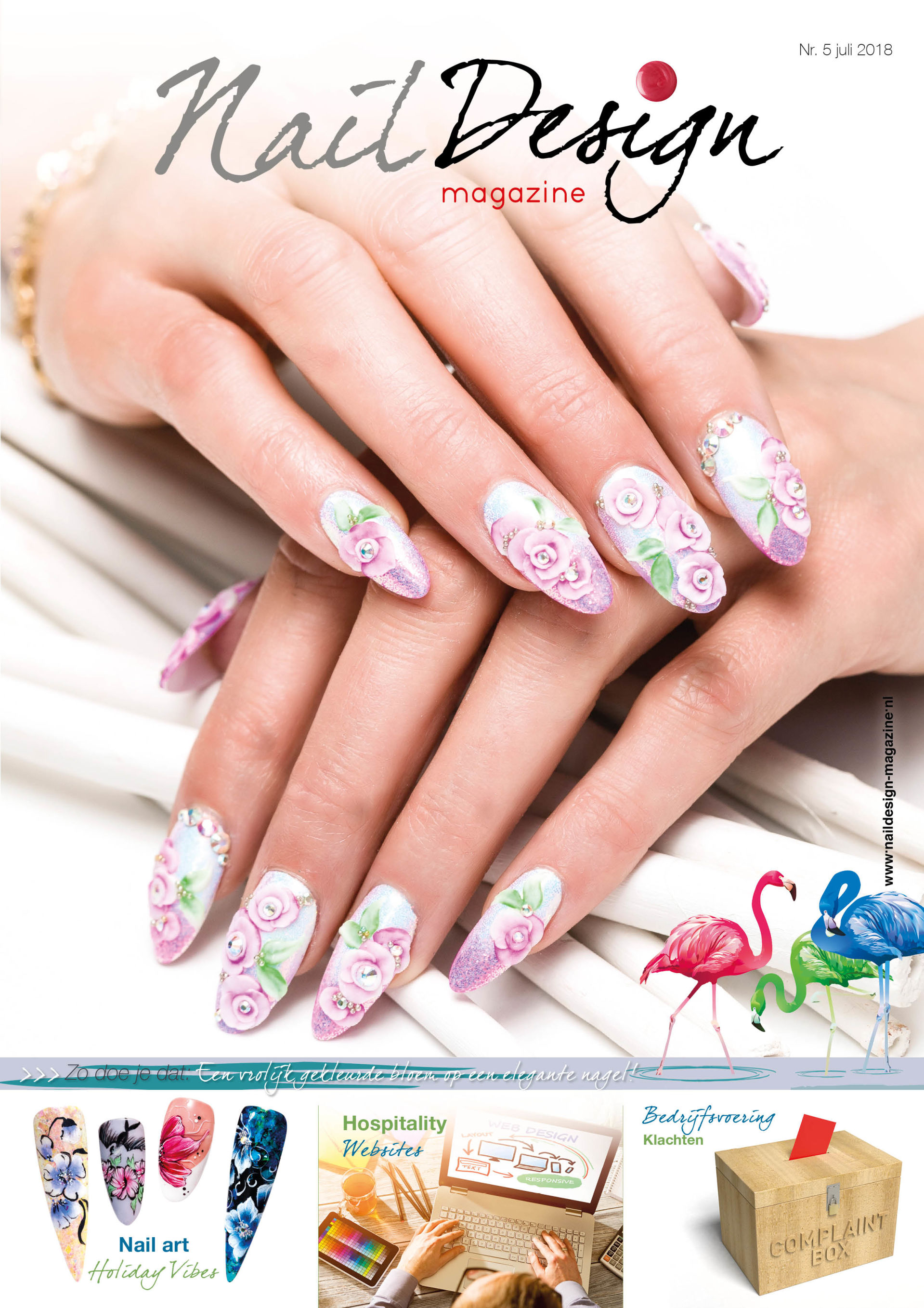 Nail Design Magazine - Home