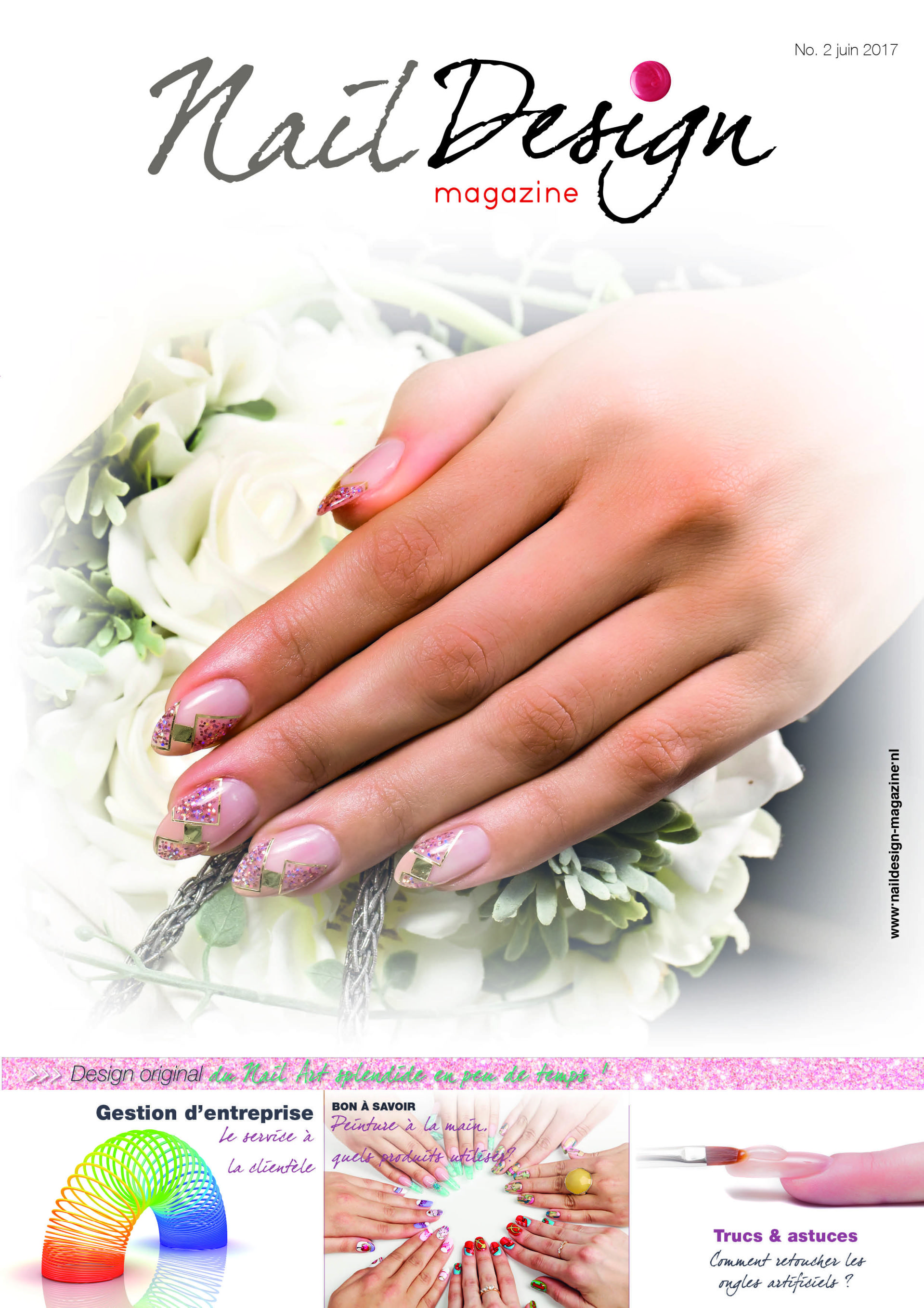 La Nail Design Gallery - nail art design simple step by step
