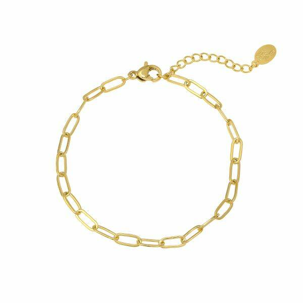 Chained up bracelet - GOLD