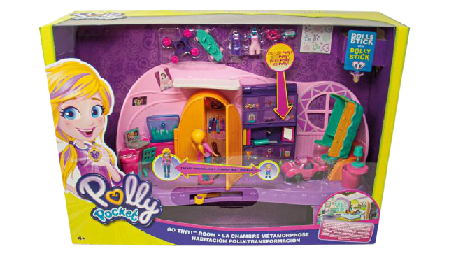 Polly Pocket Spiel