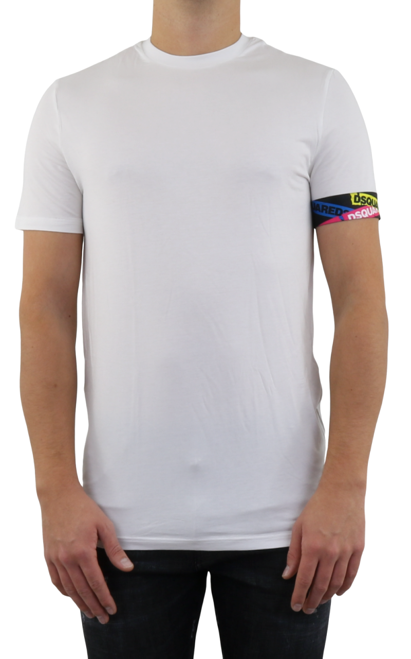 Dsquared2 - Tshirt - White