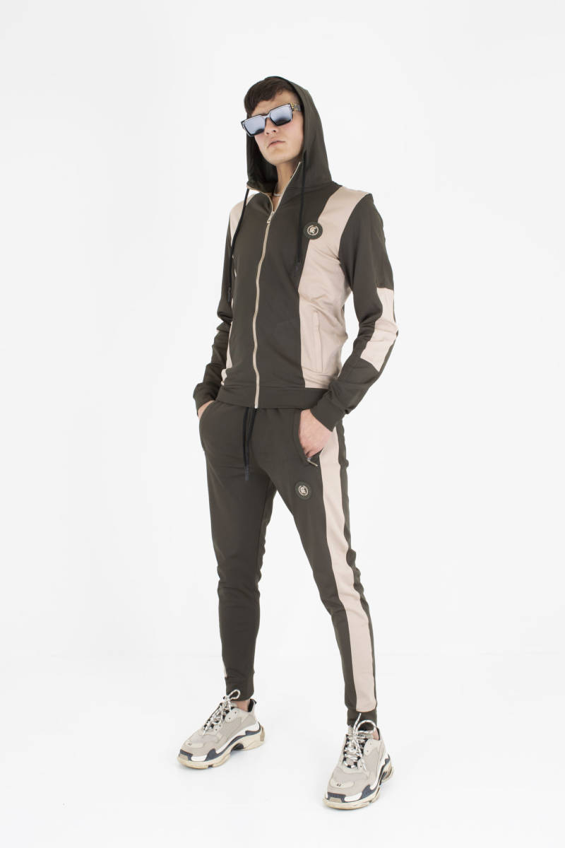 Ceassars - Raptor Trainingsuit - Khaki
