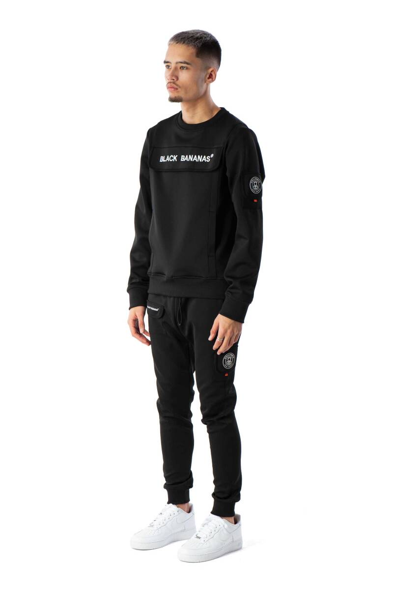Black Bananas - Protect Crewneck - Black