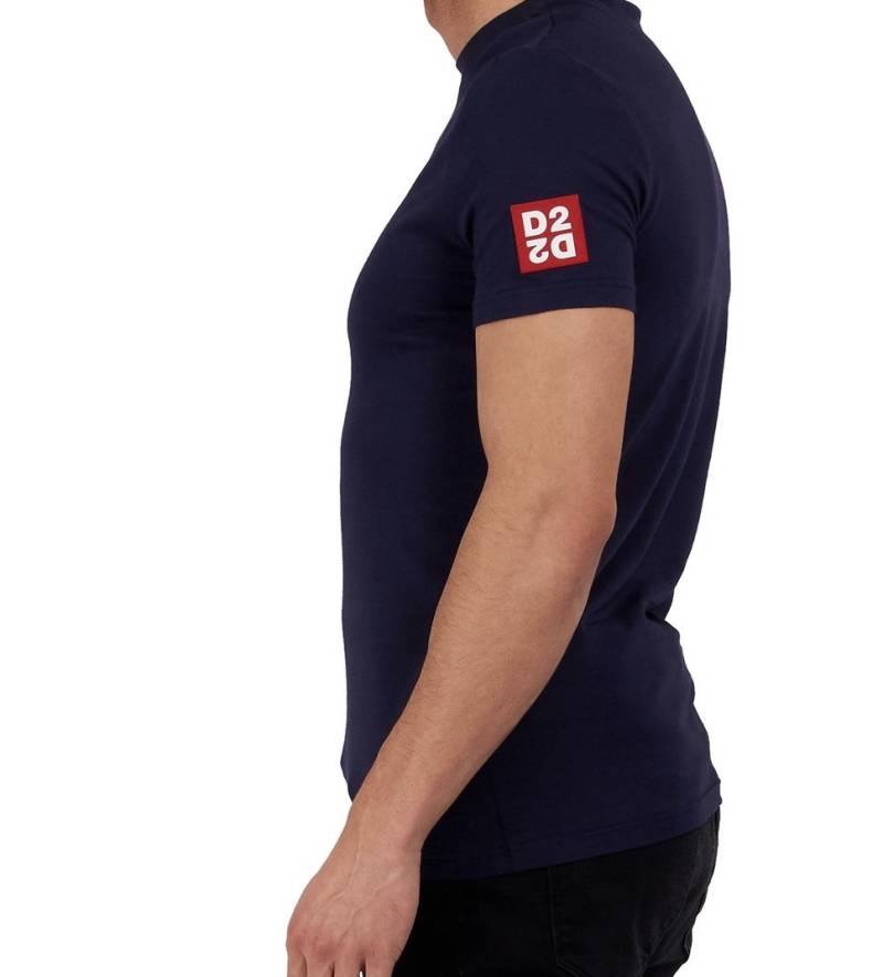 Dsquared2 - T-shirt - Navy