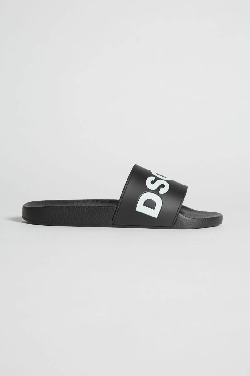 Dsquared2 - Slippers - Black