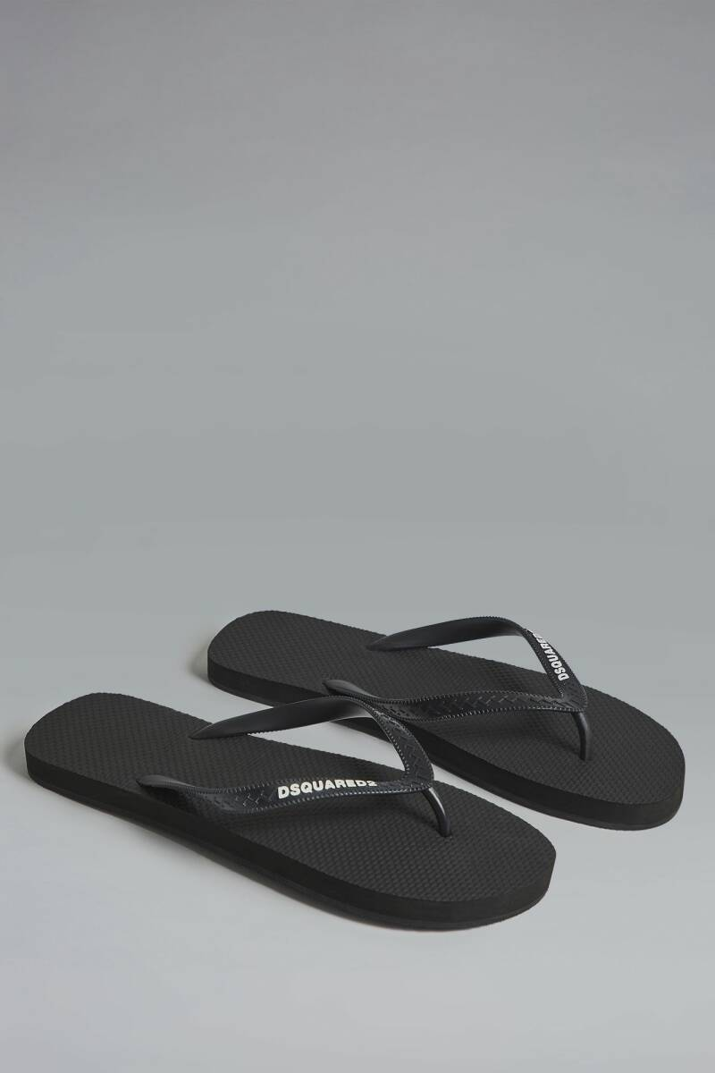 Dsquared2 - Slippers - Black51