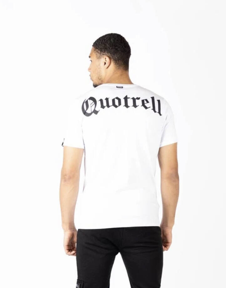 Quotrell - Wing Tshirt 2.0 - White
