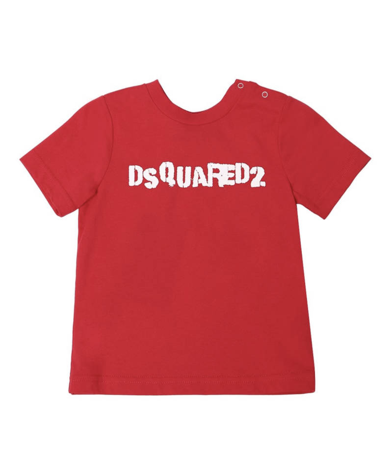 Dsquared2 - New Born T-shirt - Red