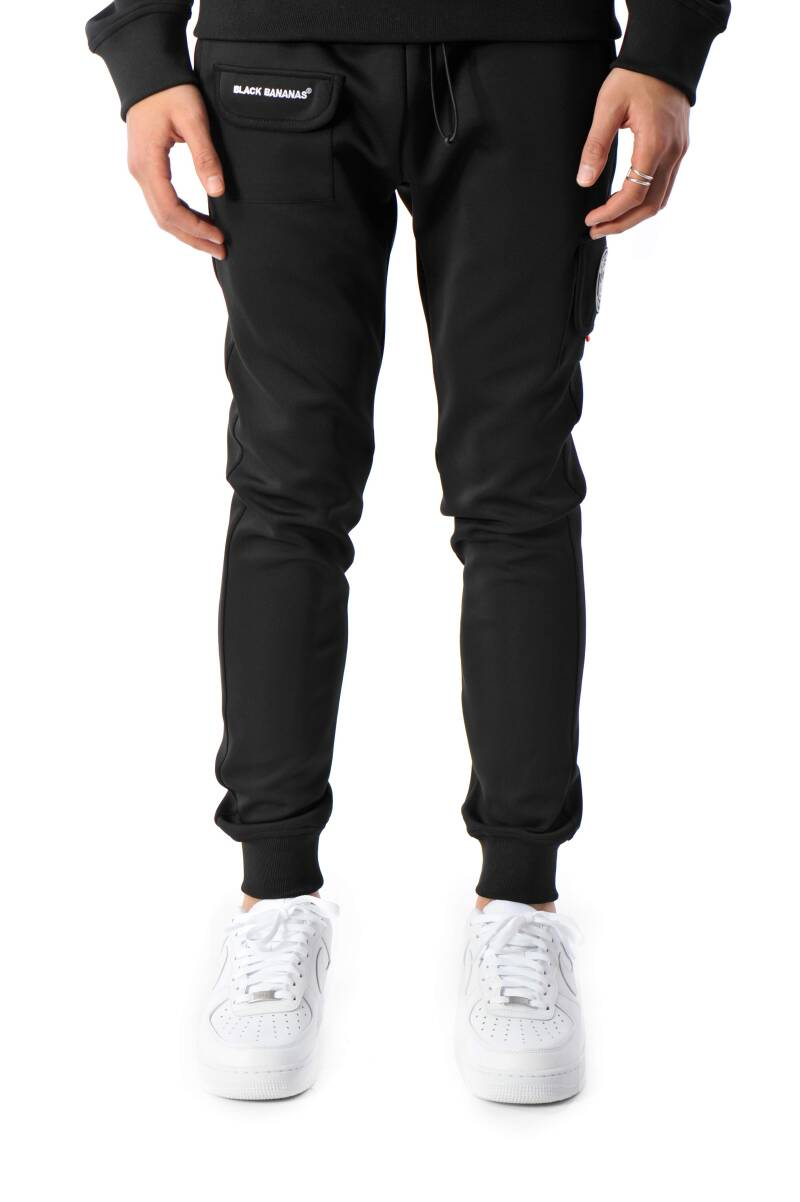 Black Bananas - Protect Trackpants - Black