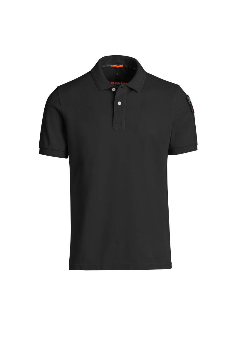 Parajumpers - Basic Polo - Black