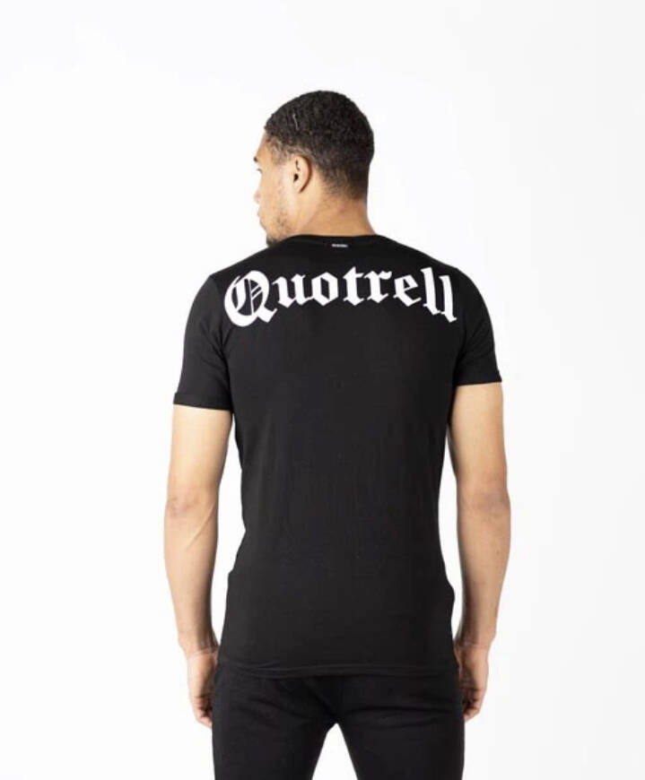 Quotrell - Wing Tshirt 2.0 - Black