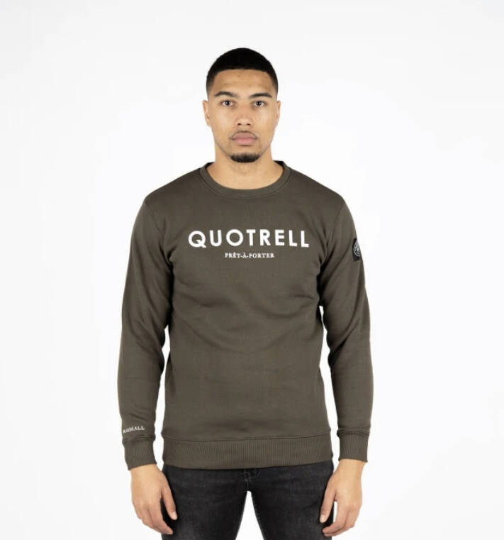 Quotrell - Sweater - Green