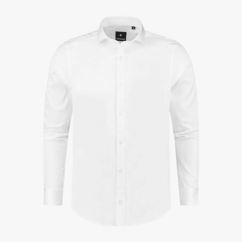 Richesse - Blouse Deluxe - White