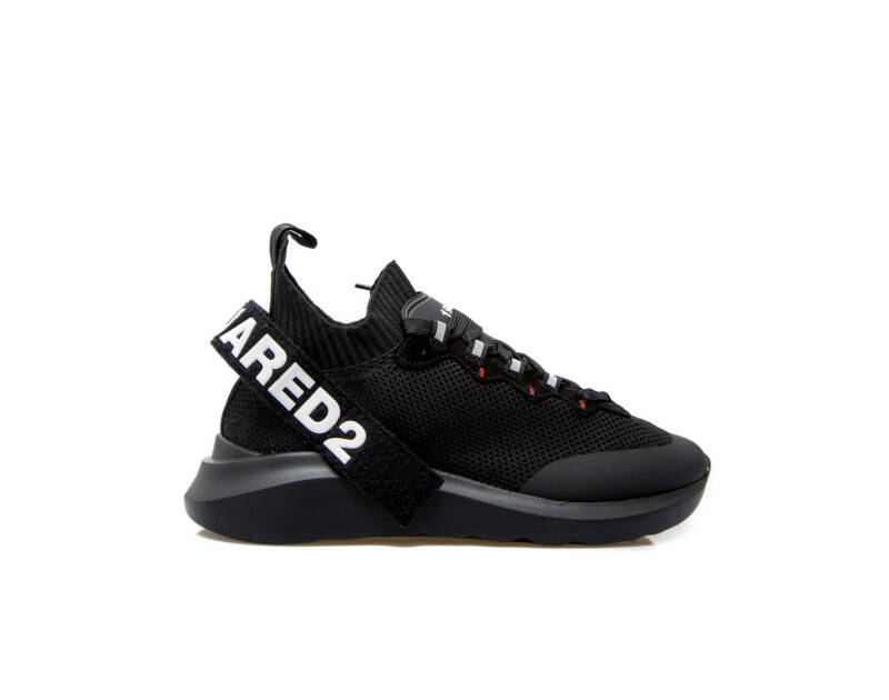 Dsquared2 - Low Top Sneaker - Black