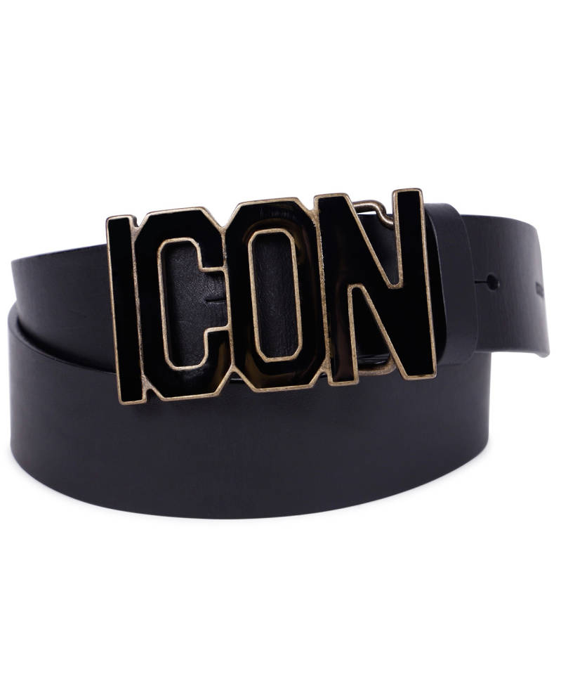 Dsquared2 - ICON Belt - Black