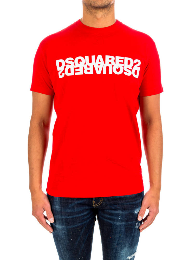 Dsquared2 - Tshirt - Red