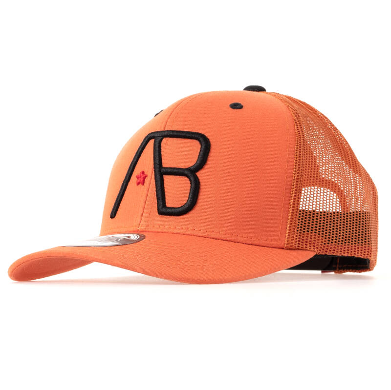 AB Lifestyle - Cap - Orange