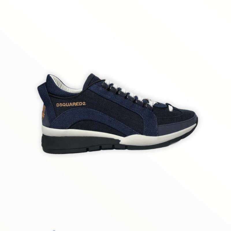 Dsquared2 - Sneakers - Denim Blue